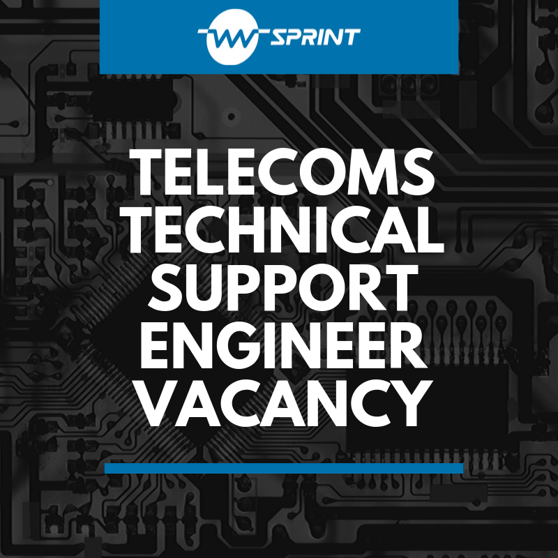 Tech Support Job Vacancy